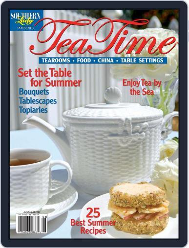 TeaTime July 1st, 2006 Digital Back Issue Cover