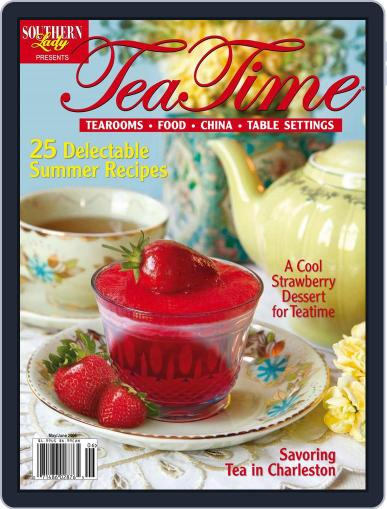 TeaTime May 1st, 2006 Digital Back Issue Cover