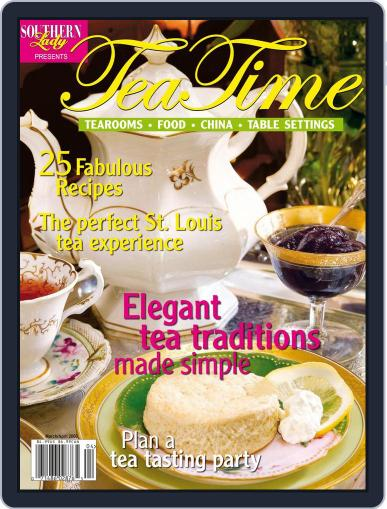 TeaTime March 1st, 2006 Digital Back Issue Cover