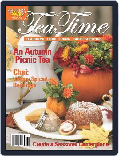 TeaTime January 1st, 2005 Digital Back Issue Cover