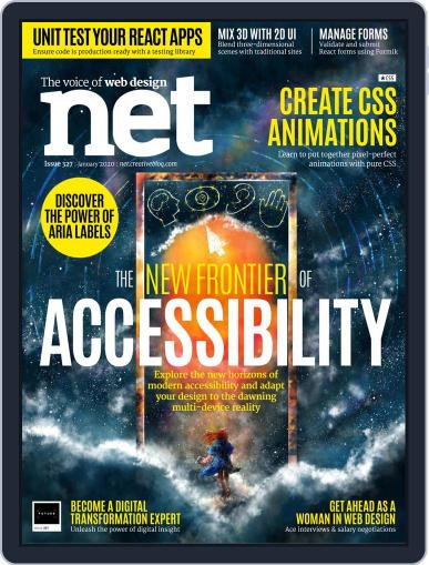 net (Digital) January 1st, 2020 Issue Cover