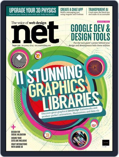 net December 1st, 2019 Digital Back Issue Cover
