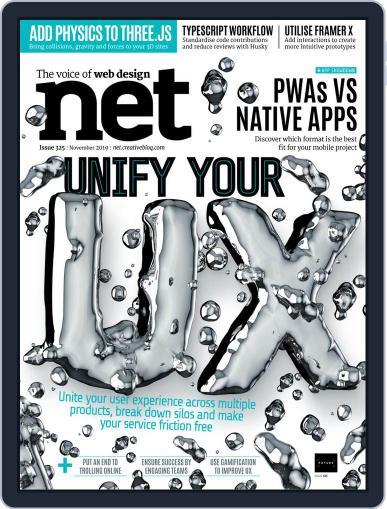 net (Digital) November 1st, 2019 Issue Cover