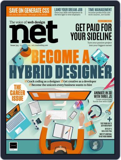 net (Digital) October 1st, 2019 Issue Cover