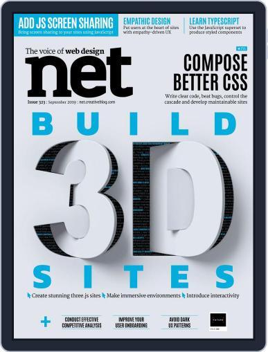 net September 1st, 2019 Digital Back Issue Cover