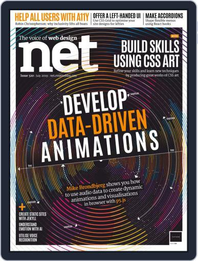 net (Digital) July 1st, 2019 Issue Cover