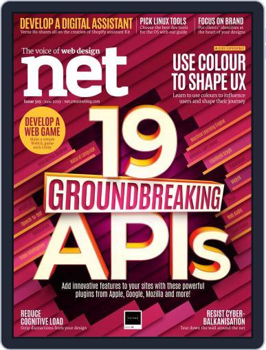 net (Digital) June 1st, 2019 Issue Cover