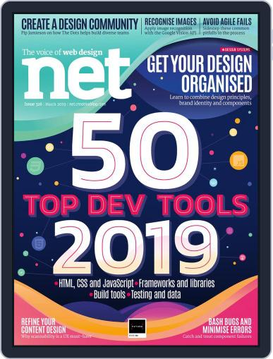 net (Digital) March 1st, 2019 Issue Cover