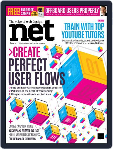 net (Digital) February 1st, 2019 Issue Cover