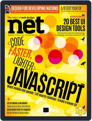net (Digital) December 1st, 2018 Issue Cover