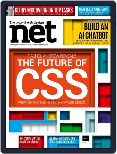 net November 1st, 2018 Digital Back Issue Cover
