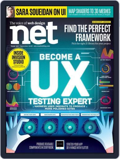 net (Digital) September 1st, 2018 Issue Cover