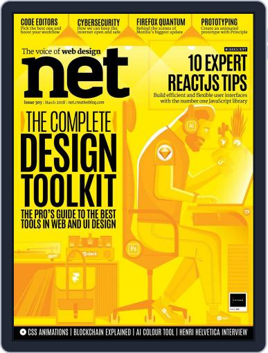 net March 1st, 2018 Digital Back Issue Cover