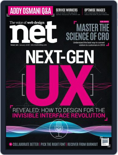 net (Digital) January 1st, 2018 Issue Cover