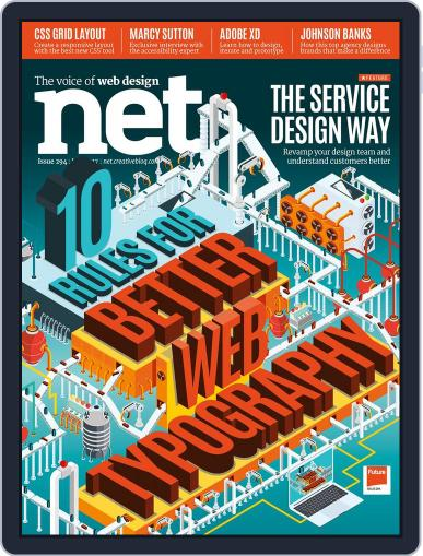 net July 1st, 2017 Digital Back Issue Cover