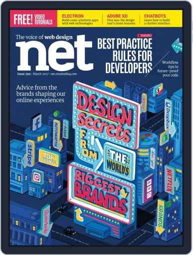 net March 1st, 2017 Digital Back Issue Cover
