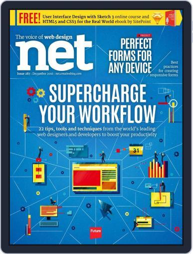 net December 1st, 2016 Digital Back Issue Cover