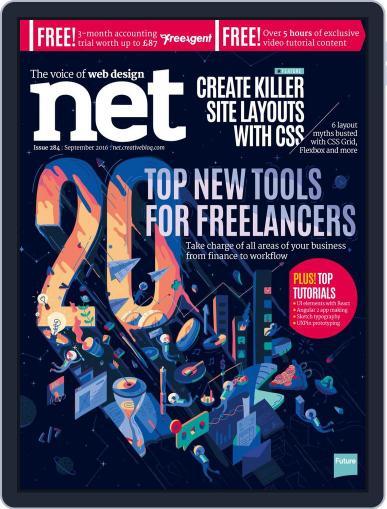 net (Digital) September 1st, 2016 Issue Cover