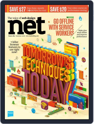 net (Digital) July 1st, 2016 Issue Cover