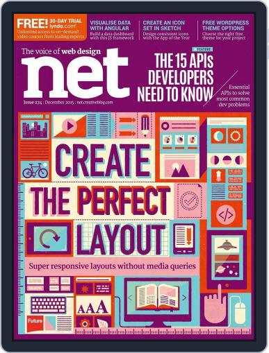 net (Digital) November 11th, 2015 Issue Cover