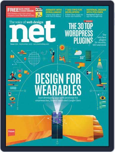 net (Digital) August 5th, 2015 Issue Cover