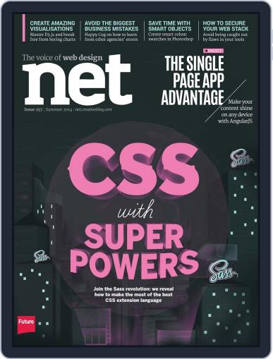 net July 15th, 2014 Digital Back Issue Cover