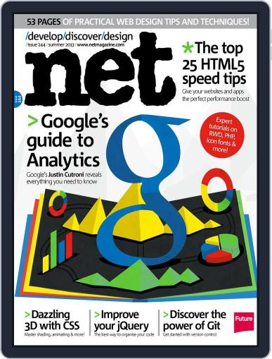 net (Digital) July 16th, 2013 Issue Cover