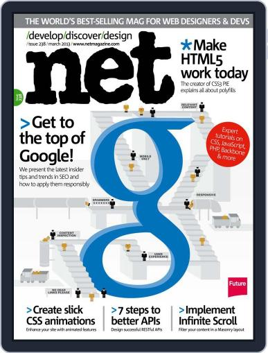net (Digital) January 28th, 2013 Issue Cover