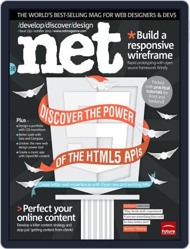 net September 10th, 2012 Digital Back Issue Cover