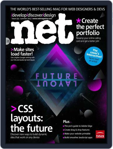 net (Digital) July 16th, 2012 Issue Cover