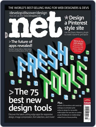 net (Digital) May 21st, 2012 Issue Cover
