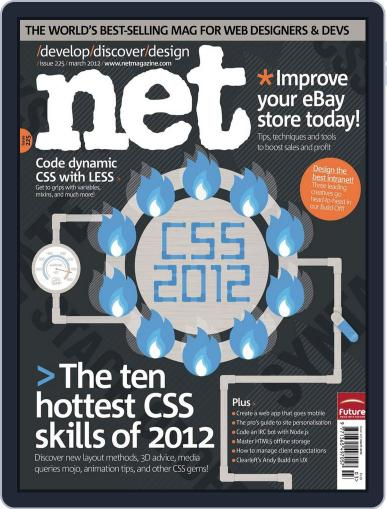 net (Digital) January 31st, 2012 Issue Cover