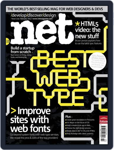 net (Digital) January 3rd, 2012 Issue Cover