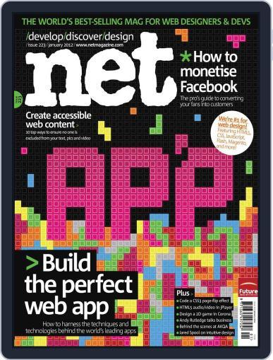 net December 6th, 2011 Digital Back Issue Cover