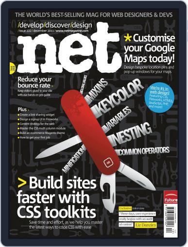 net (Digital) November 7th, 2011 Issue Cover