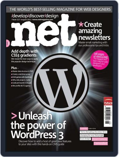 net (Digital) June 20th, 2011 Issue Cover