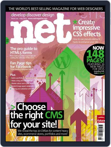 net (Digital) March 28th, 2011 Issue Cover