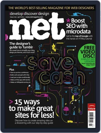 net February 28th, 2011 Digital Back Issue Cover