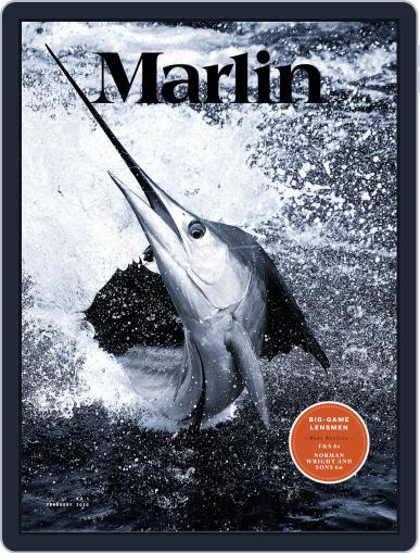 Marlin February 1st, 2020 Digital Back Issue Cover