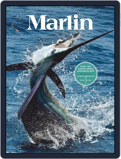 Marlin (Digital) August 1st, 2019 Issue Cover