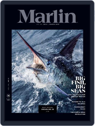 Marlin (Digital) March 1st, 2019 Issue Cover