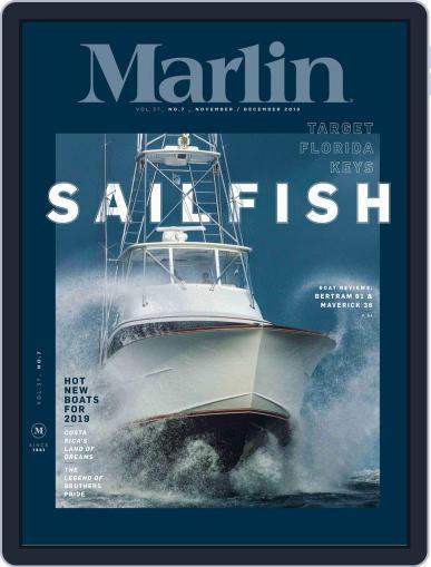 Marlin (Digital) October 13th, 2018 Issue Cover