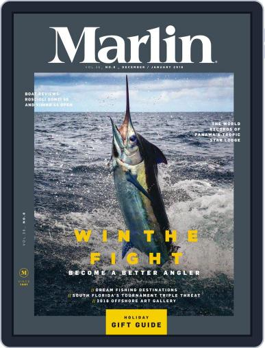 Marlin November 10th, 2017 Digital Back Issue Cover