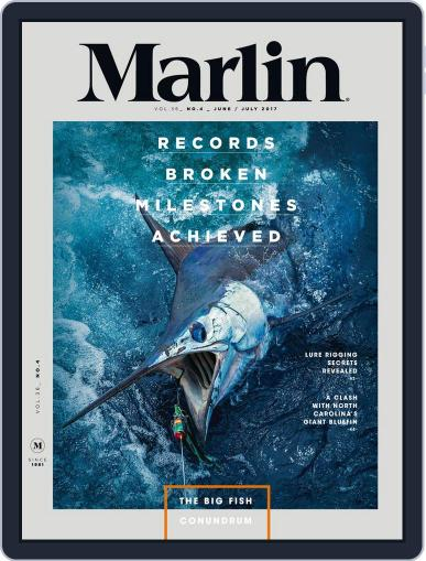 Marlin (Digital) June 1st, 2017 Issue Cover