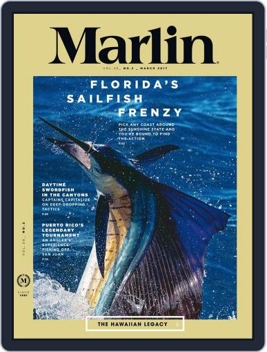 Marlin (Digital) March 1st, 2017 Issue Cover