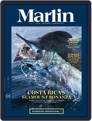 Marlin December 1st, 2016 Digital Back Issue Cover