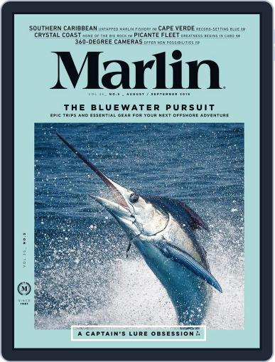 Marlin July 16th, 2016 Digital Back Issue Cover