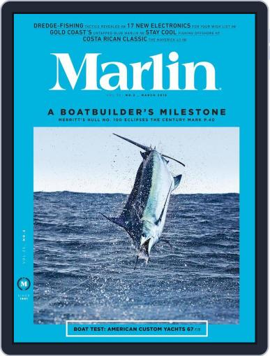 Marlin (Digital) February 13th, 2016 Issue Cover