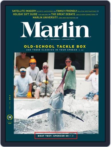 Marlin (Digital) November 14th, 2015 Issue Cover
