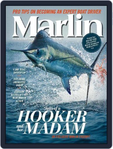 Marlin (Digital) September 30th, 2015 Issue Cover